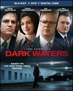 Dark Waters [Includes Digital Copy] [Blu-ray/DVD]