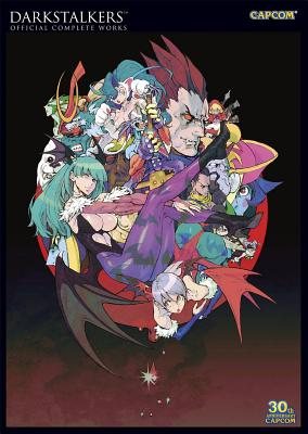 Darkstalkers: Official Complete Works - Capcom, and Bengus, and Ikeno