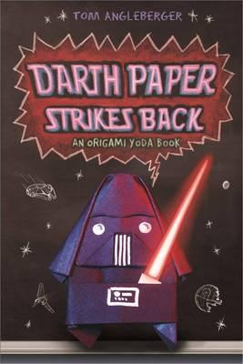 Darth Paper Strikes Back - Angleberger, Tom