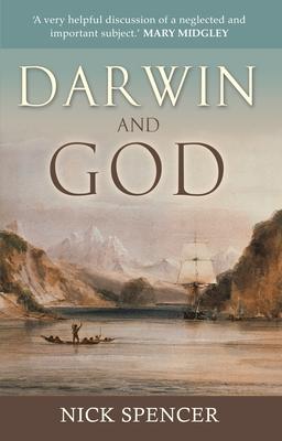 Darwin and God - Spencer, Nick