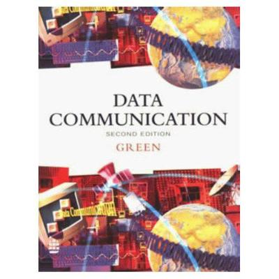 Data Communication - Green, D C, and Green