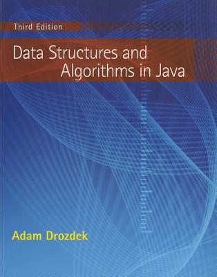 Data Structures and Algorithms in Java - Drozdek, Adam