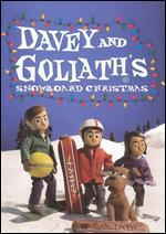 Davey and Goliath's Snowboard Christmas