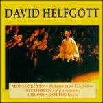 David Helfgott Plays Moussorgsky, Beethoven, Chopin