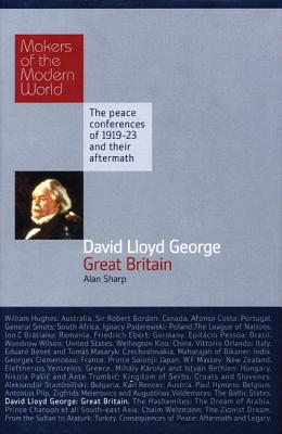 David Lloyd George: Great Britain - Sharp, Alan