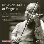 David Oistrakh in Prague, 1966-72
