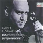 David Oistrakh Plays Mozart, Beethoven, Brahms & Others