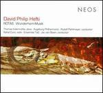 David Philip Hefti: ROTAS; Wunderhorn-Musik