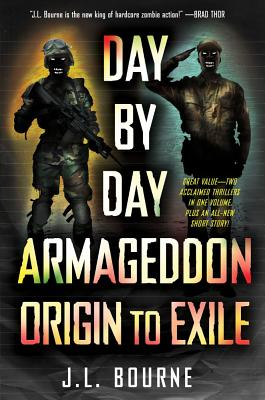 Day by Day Armageddon - Bourne, J L