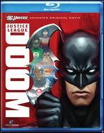 DCU Justice League: Doom [Blu-ray]