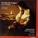 de Grigny: Livre d'orgue