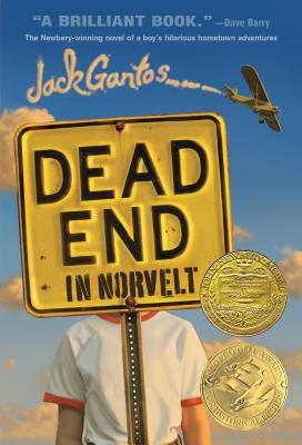 Dead End in Norvelt - Gantos, Jack