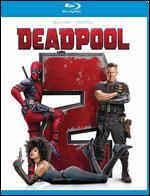 Deadpool 2 [Includes Digital Copy] [Blu-ray]