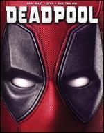 Deadpool [Includes Digital Copy] [Blu-ray/DVD]