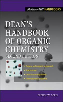 Dean's Handbook of Organic Chemistry - Gokel, George E