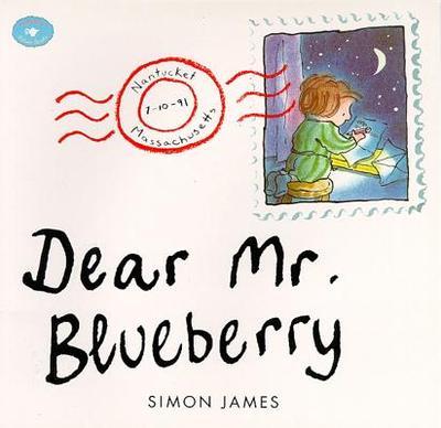 Dear Mr. Blueberry - James, Simon