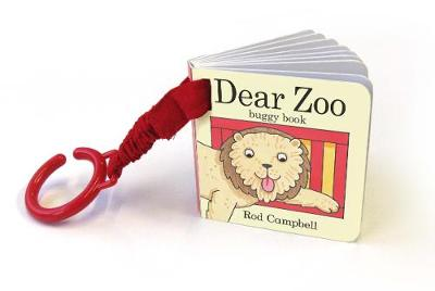 Dear Zoo Buggy Buddy - Campbell, Rod