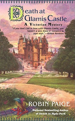 Death at Glamis Castle - Paige, Robin