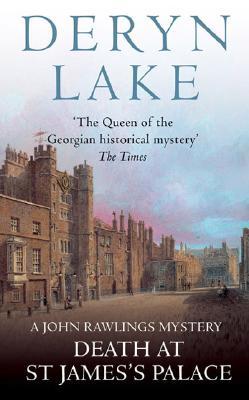 Death at St. James's Palace - Lake, Deryn
