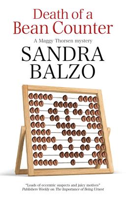 Death of a Bean Counter - Balzo, Sandra