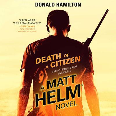 Death of a Citizen - Hamilton, Donald
