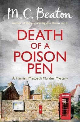 Death of a Poison Pen - Beaton, M. C.