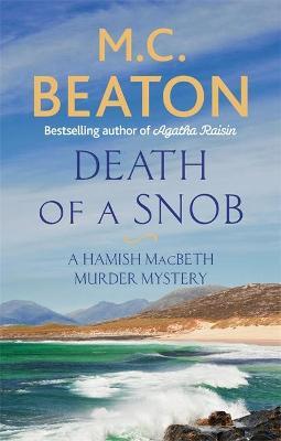 Death of a Snob - Beaton, M. C.