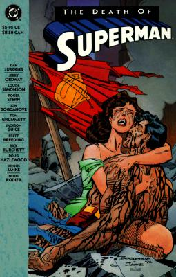 Death of Superman - DC Comics, and Kahan, Bob (Editor)