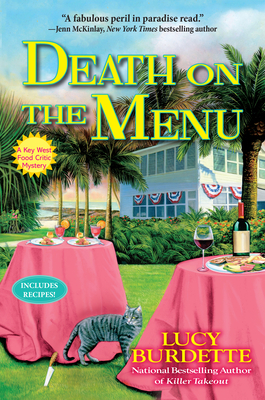 Death on the Menu: A Key West Food Critic Mystery - Burdette, Lucy