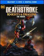 Deathstroke: Knights & Dragon [Includes Digital Copy] [Blu-ray/DVD] [2 Discs]