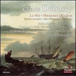 Debussy: La Mer; Nocturnes (3); Jeux
