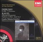 Debussy: La Mer; Nocturnes; Ravel: Alborada del gracioso; Daphnis et Chloé, Suite No. 2