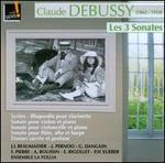 Debussy: Les 3 Sonates