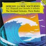 Debussy: Nocturnes; Première Rhapsodie; Jeux; La Mer - Franklin Cohen (clarinet); Pierre Boulez (conductor)