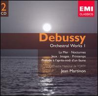Debussy: Orchestral Works, Vol. 1 - Alain Marion (flute); Fabienne Boury (piano); Michel Sendrez (piano); ORTF Chorus (choir, chorus); ORTF National Orchestra;...