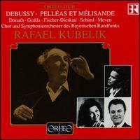 Debussy: Pelléas et Mélisande - Dietrich Fischer-Dieskau (vocals); Helen Donath (vocals); Josef Weinheber (vocals); Marga Schiml (vocals);...