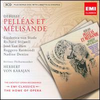 Debussy: Pelleas Et Melisande - Christine Barbaux (vocals); Frederica Von Stade (vocals); José van Dam (vocals); Nadine Denize (vocals);...