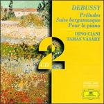 Debussy: Préludes; Suite bergamasque; Pour le piano