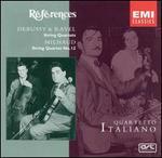 Debussy, Ravel, Milhaud: String Quartets