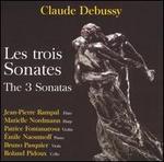 Debussy: The 3 Sonatas