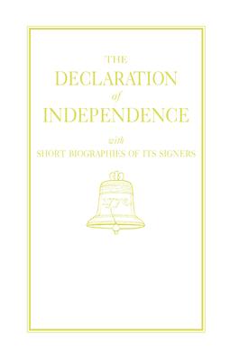 Declaration of Independence - Jefferson, Thomas