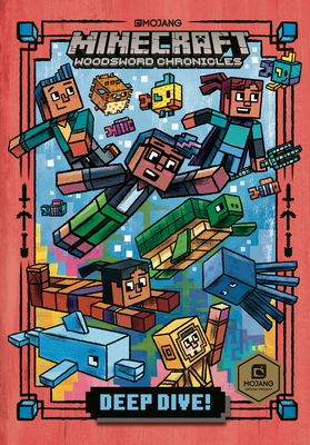 Deep Dive! (Minecraft Woodsword Chronicles #3) - Eliopulos, Nick