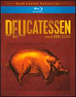 Delicatessen [Blu-ray] - Jean-Pierre Jeunet; Marc Caro