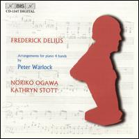 Delius: Arrangements for Piano, Four Hands - Kathryn Stott (piano); Noriko Ogawa (piano)