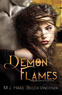 Demon Flames - Haag, M J