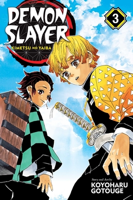 Demon Slayer: Kimetsu no Yaiba, Vol. 3 - Gotouge, Koyoharu