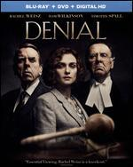 Denial [Includes Digital Copy] [Blu-ray/DVD] [2 Discs]