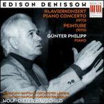 Denisov: Piano Concerto / Peinture