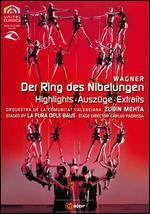 Der Ring des Nibelungen: Highlights (Orquestra de la Comunitat Valencia) - Carlus Padrissa; Tiziano Mancini