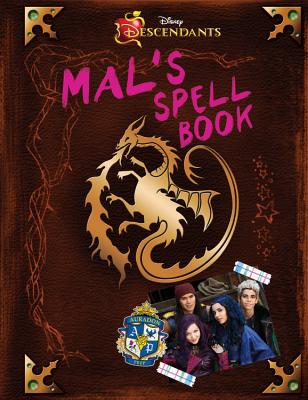 Descendants: Mal's Spell Book - Disney Book Group